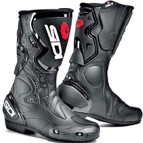 Sidi Fusion Lady BlackBlack Motorcycle Boots