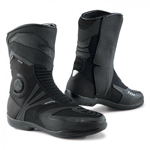 TCX Airtech EVO GORE-TEX Black Motorcycle Boot 7137G 48  13