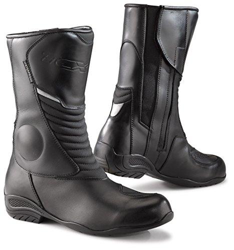 TCX Lady Aura Plus Waterproof Black Motorcycle Boots 8014W 37  55