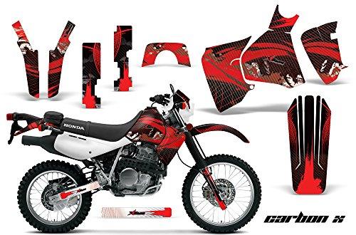 Honda XR650L 1993-2016 MX Dirt Bike Graphic Kit Sticker Decals XR 650 L CARBONX RED