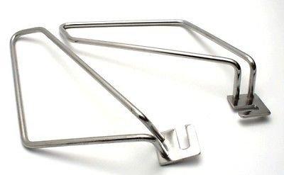 Motorcycle saddlebags brackets for harley davidson 883 iron