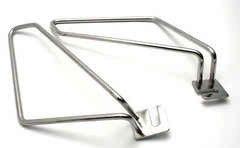 Motorcycle saddlebags brackets pair for honda VTX 1300 support pair