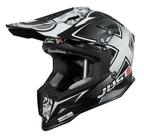 Just 1 J12 Mister X Helmet Gender MensUnisex Helmet Type Offroad Helmets Helmet Category Offroad Distinct Name Black Primary Color Black Size Sm J1J388BKCBMXS