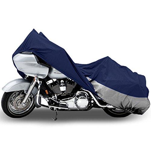 Motorcycle Bike Cover Travel Dust Storage Cover For Kawasaki Vulcan Classic Custom 900