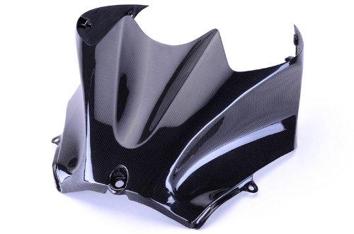 Bestem CBKA-1406-TKC Black Carbon Fiber Tank Cover for Kawasaki ZX14 2006 – 2013