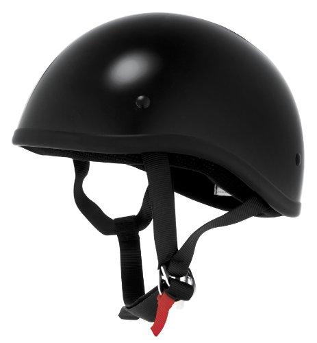 Skid Lid Helmets Original Solid Helmet  Size Lg Primary Color Black Distinct Name Black Helmet Category Street Helmet Type Half Helmets Gender MensUnisex XF64-6603