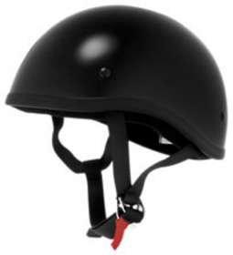 Skid Lid Helmets SL ORIGINAL BLACK SIZEXSM Motorcycle HELMETS