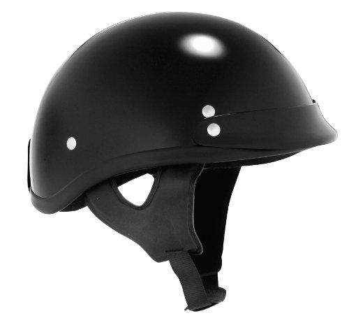 Skid Lid Helmets Traditional Solid Helmet  Size XL Primary Color Black Distinct Name Black Helmet Category Street Helmet Type Half Helmets Gender MensUnisex XF64-6804