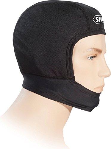 Shoei Full Head Liner Off-Road Motorcycle Helmet Accessories - Black One Size