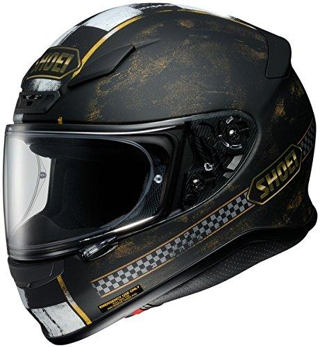Shoei Terminus RF-1200 Street Bike Racing Motorcycle Helmet - TC-9  X-Large