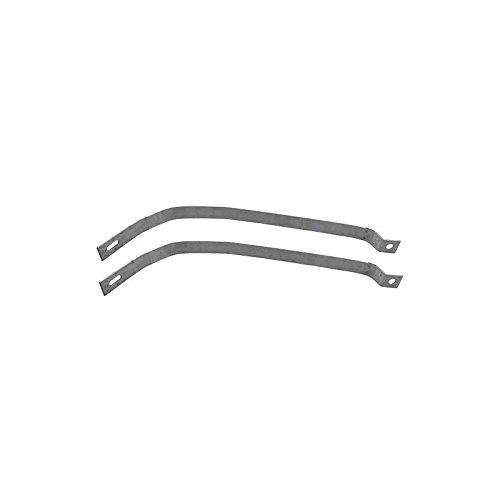 MACs Auto Parts 6631079 Ford Thunderbird Gas Tank Straps 60