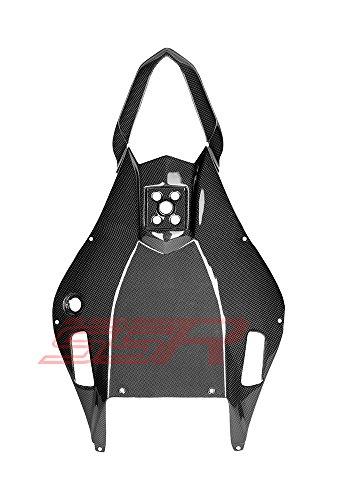 2006-2007 Yamaha YZF-R6 Carbon Fiber Fibre Rear Under Tail Lower Tray Cover Fairing