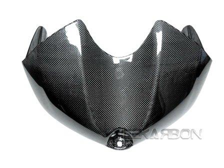 2008 - 2014 Yamaha YZF R6 Carbon Fiber Tank Cover