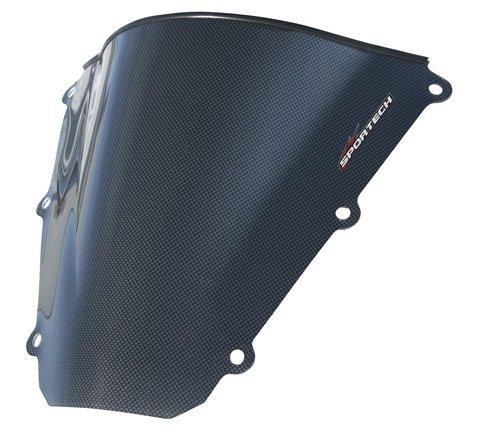 Sportech V-Flow WS Yam Yzf R6 Carbon Fiber Fits 08-10