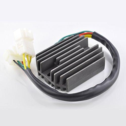Voltage Regulator Rectifier For Honda CBR 954 RR 2002-2003 VTX 1800 C 2002 2003 2004 2005 2006 2007 2008 OEM Repl 31600-MCH-000 31600-MCJ-750