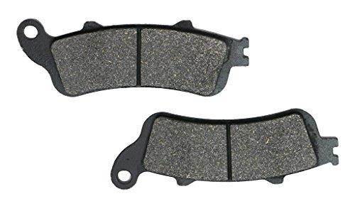 CNBK Rear Brake Pads for HONDA CBR1100 CBR1100XX CBR 1100 XX Blackbird SC35 H541 97 98 99 00 01 02 03 04 05 06 07 08 1997 1998 1999 2000 2001 2002 2003 2004 2005 2006 2007 2008 1 Pair2 Pads