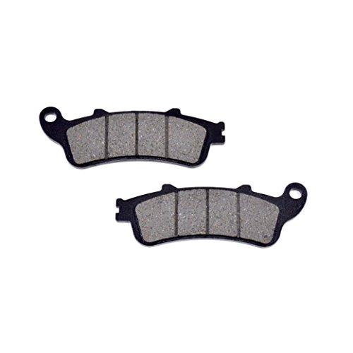 Honda CBR1100 XX Blackbird 97-04 Rear Sintered Brake Pads by Niche Cycle Supply
