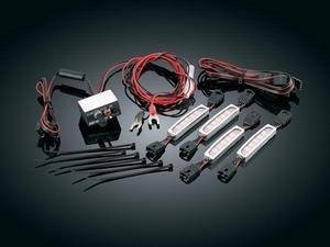 01-05 HONDA GL1800 Kuryakyn LED Fairing Lights