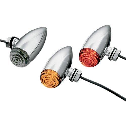 Kuryakyn LED Mini Bullets RED