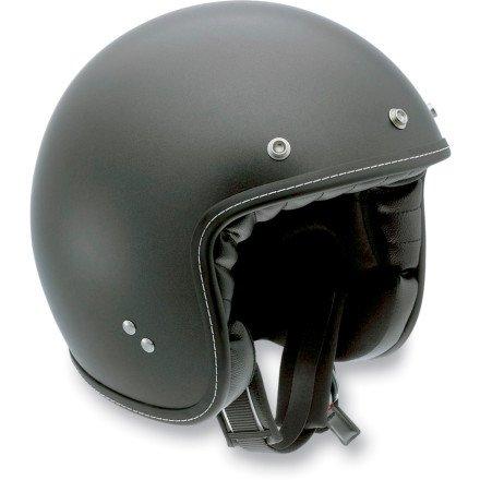 AGV RP60 Matte Black Open Face Helmet XL