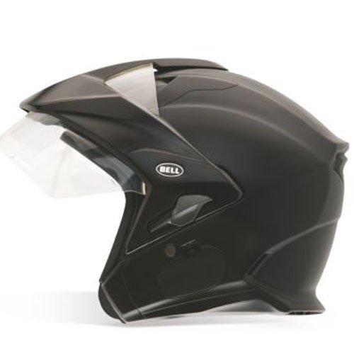 Bell Mag-9 Matte Black Open Face Helmet XL