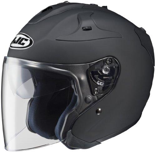 HJC FG-Jet Matte Black Open Face Helmet XS