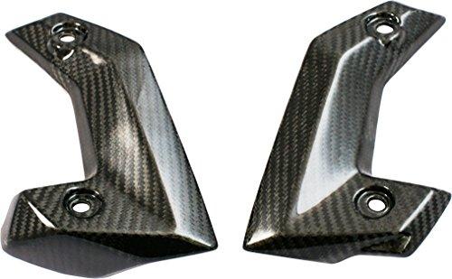 Carbon Fiber Radiator Side Protectors pair for Yamaha MT-03 FZ-3  MT-25 FZ-25