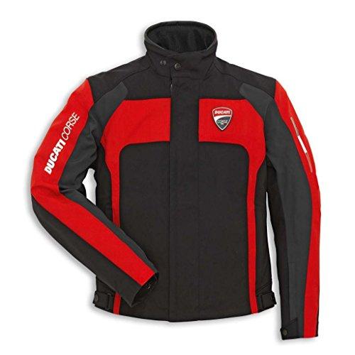 Ducati 981029254 Corse Textile Riding Jacket - Size 54