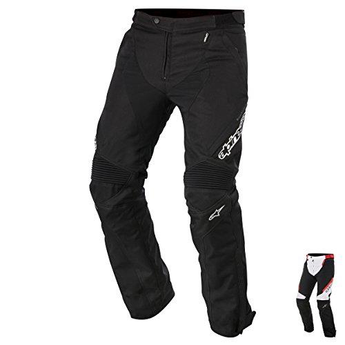 Alpinestars Raider Drystar Textile Motorcycle Pants - BlackRed - Medium