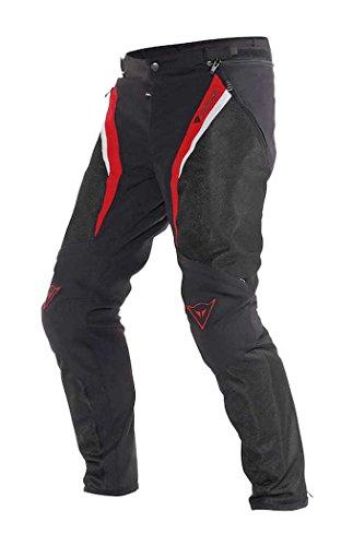 Dainese Drake Super Air Mens Textile Motorcycle Pants Black 56 Euro39 USA