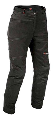 Dainese Sherman Pro D-Dry Womens Textile Motorcycle Pants Black 48 Euro
