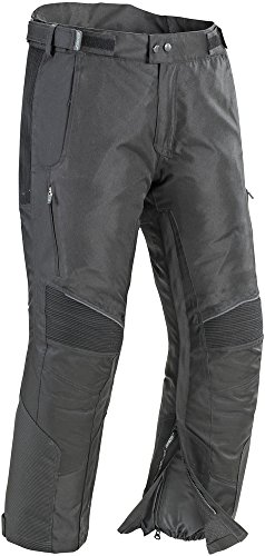 Joe Rocket Ballistic Ultra - Mens Textile Motorcycle Pant - Short Sizes - XLShort