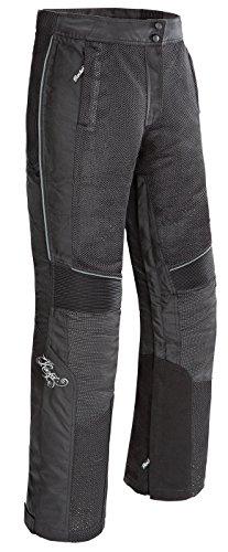 Joe Rocket Cleo Elite Womens Textile Motorcycle Pants Black Small