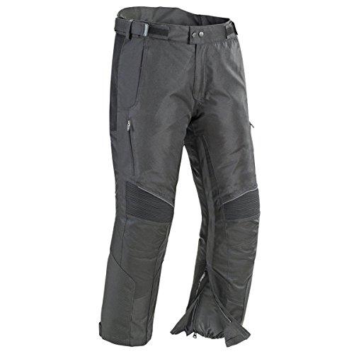 Joe Rocket Mens Ballistic Ultra Textile Motorcycle Pants Black Short Large