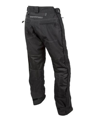 ScorpionExo Trey Mens Textile Motorcycle Pants Black X-Large