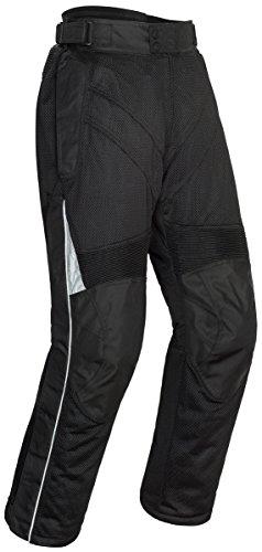 Tourmaster Venture Air 20 Mens Textile Motorcycle Pant Black Tall XX-Large