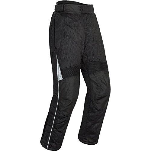 Tourmaster Venture Air 20 Womens Textile Motorcycle Pant Black Medium by Tourmaster