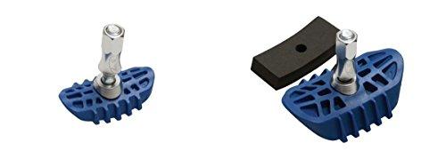 Liteloc Front Rear Rim Lock Bundle for YAMAHA WR 250R 2008-2012 MOTION PRO