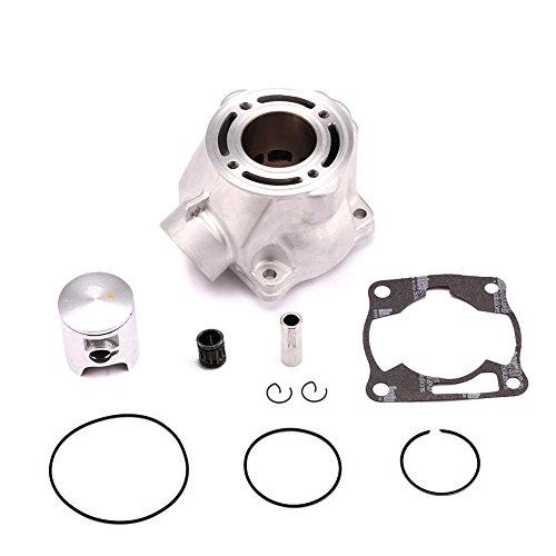 Yamaha YZ85 Cylinder Piston Gasket Kit Bore 475mm ATV Direct Replacement 2002-2014