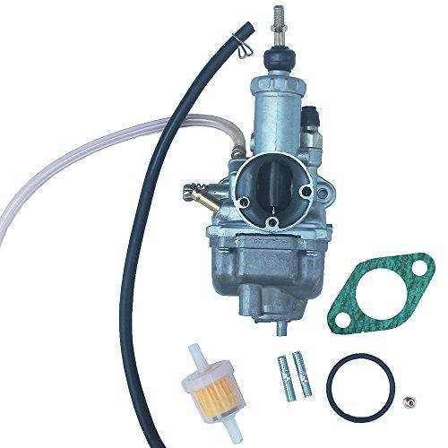 KIPA Carburetor For YAMAHA Moto 4 225 YFM225 YFM 225 ATV 1986-1988 With Mounting Gasket Fuel Filter OEM  59V-14101-00-00