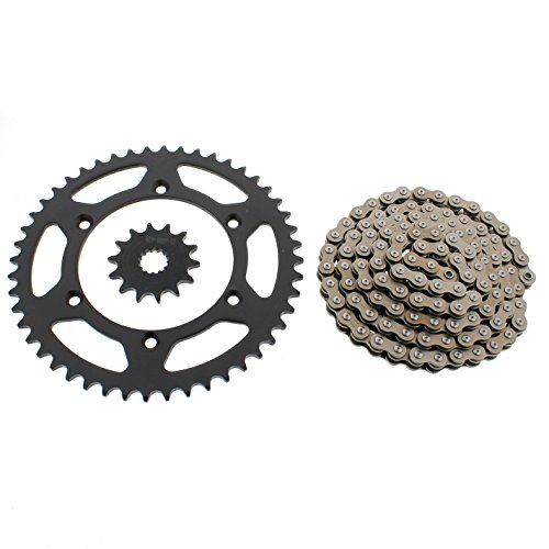 2003 - 2014 Yamaha WR450F CZ DZO O Ring Chain and Sprocket 1448 114L
