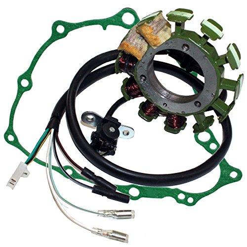 Caltric STATOR GASKET Fits HONDA XR400R XR400 R XR 400 R 1996-2004 ATV MAGNETO NEW