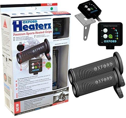 Oxford OF692Z Heaterz Premium Sports Heated Handlebar Grips