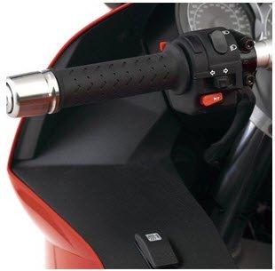 Triumph Sprint ST Heated Grip Kit 208167 A9638011