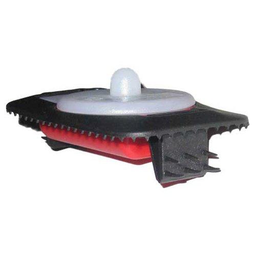 Alcares AL1002ALKABM Water Activated LED Lifejacket Light Black 1 Pack