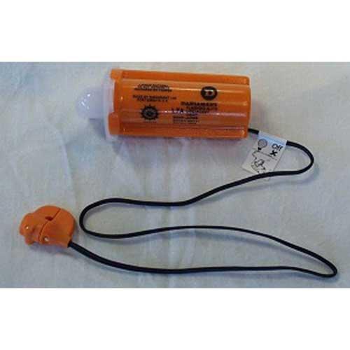 Daniamant DA7730M LED Lifejacket Light L7-A2 wo Housing Orange 1 Pack