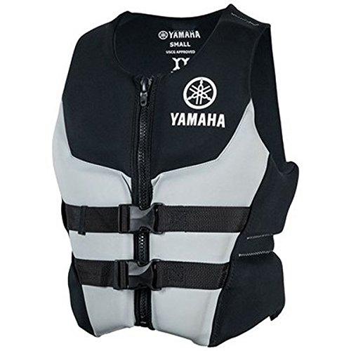 New Yamaha OEM Part  MAR-15VNE-GY-LG LIFE JACKET-NEOPRENE