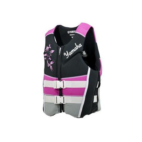 OEM Womens Yamaha Neoprene 2-Buckle Life Jacket Vest PFD Pink XX-Large