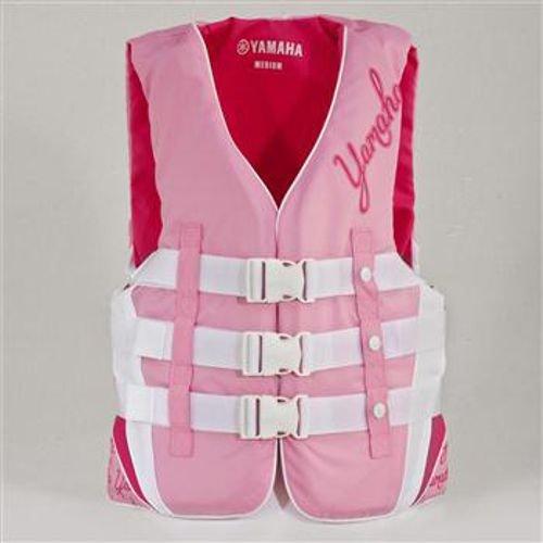 OEM Yamaha Womens Nylon Life Jacket Vest PFD Pink Small