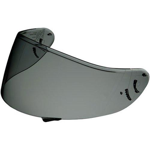 Shoei Hardcoat Shield Cw-1 On-road Motorcycle Helmet Accessories - Dark Smoke - For X-twelve/rf-1100